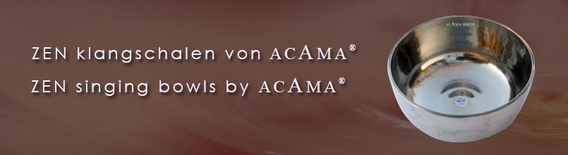 ACAMA ZEN-singing bowls