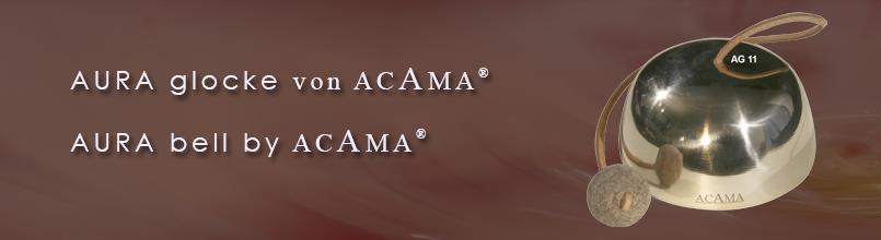 ACAMA  Aura-Glocken