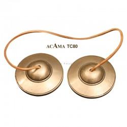 TC80 - ACAMA TIBETAN CYMBAL...