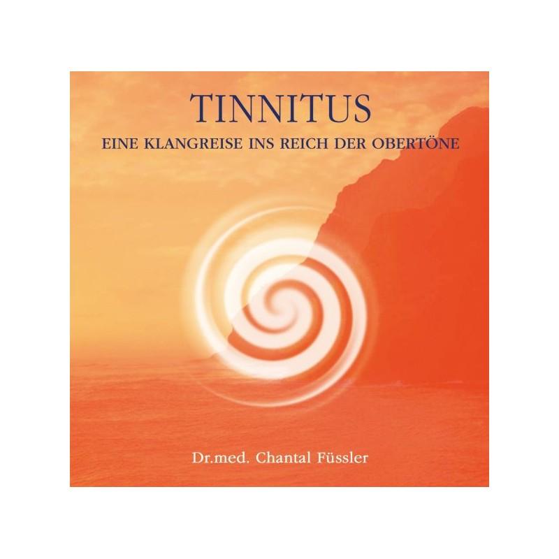 FUESSLER CHANTAL - Tinnitus - CD & Taschenbuch