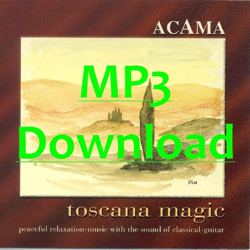 ACAMA - Toscana Magic - MP3