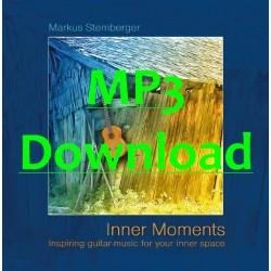 STEMBERGER MARKUS - Inner Moments - MP3