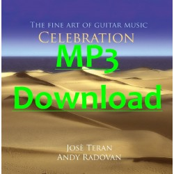 RADOVAN ANDREAS & TERAN JOSÈ - Celebration - MP3