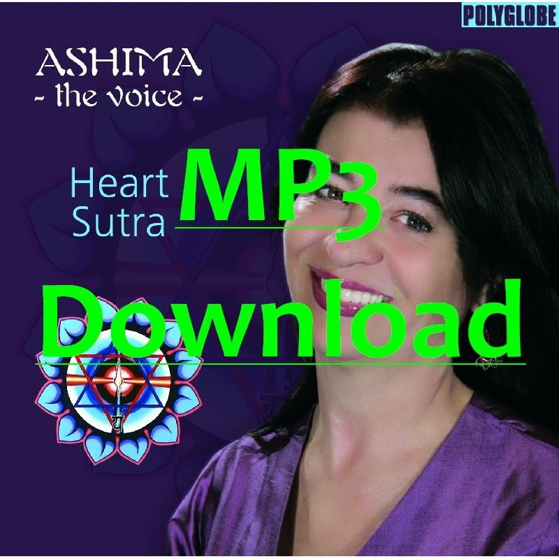 ASHIMA - Heart Sutra - MP3