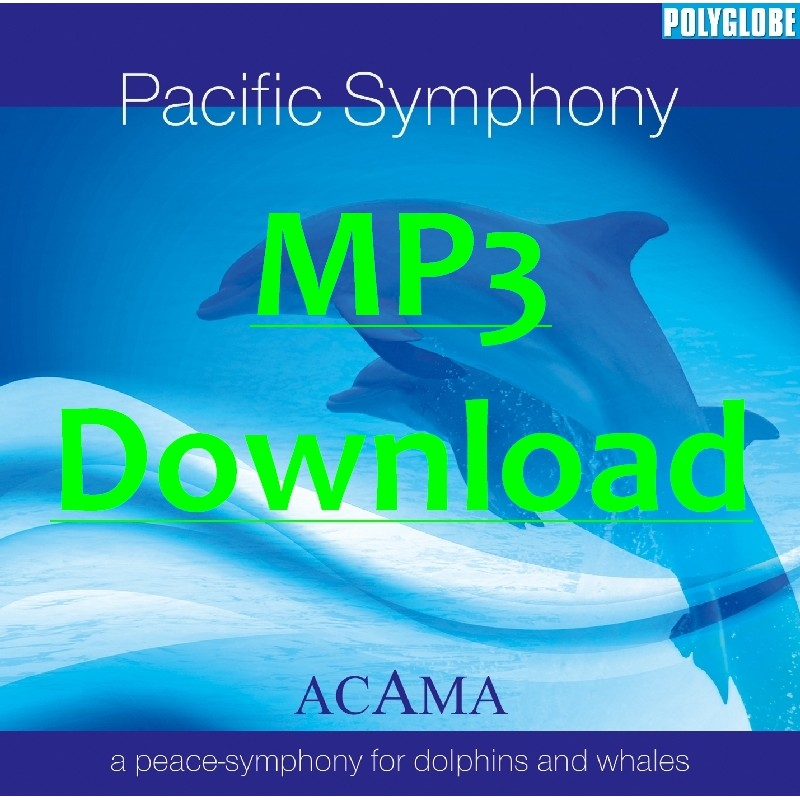 ACAMA - Pacific Symphony - MP3