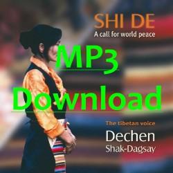 SHAK-DAGSAY DECHEN - Shi De - MP3