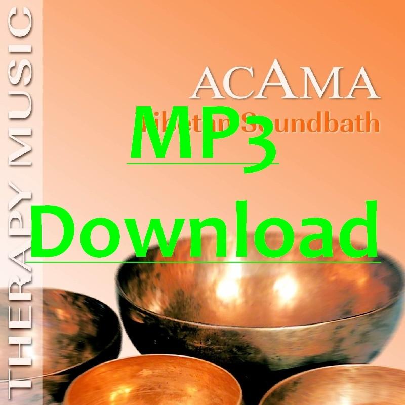 ACAMA - Tibetan Soundbath - MP3