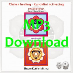 MISHRA SHYAM KUMAR - Chakra Healing, Kundalini activating CD 2 Sacral-Solar Chakra - MP3