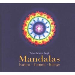 "MAIER PETRA - Mandalas  ""Farben-Formen-Klaenge"""