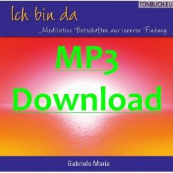 GABRIELE MARIA - Ich bin da - MP3
