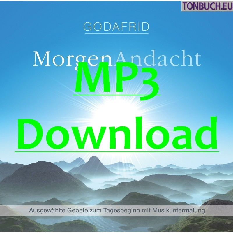 GODAFRID - MorgenAndacht - MP3