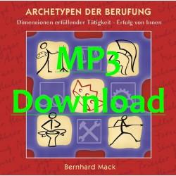 MACK BERNHARD - Archetypen der Berufung - 2CD-MP3