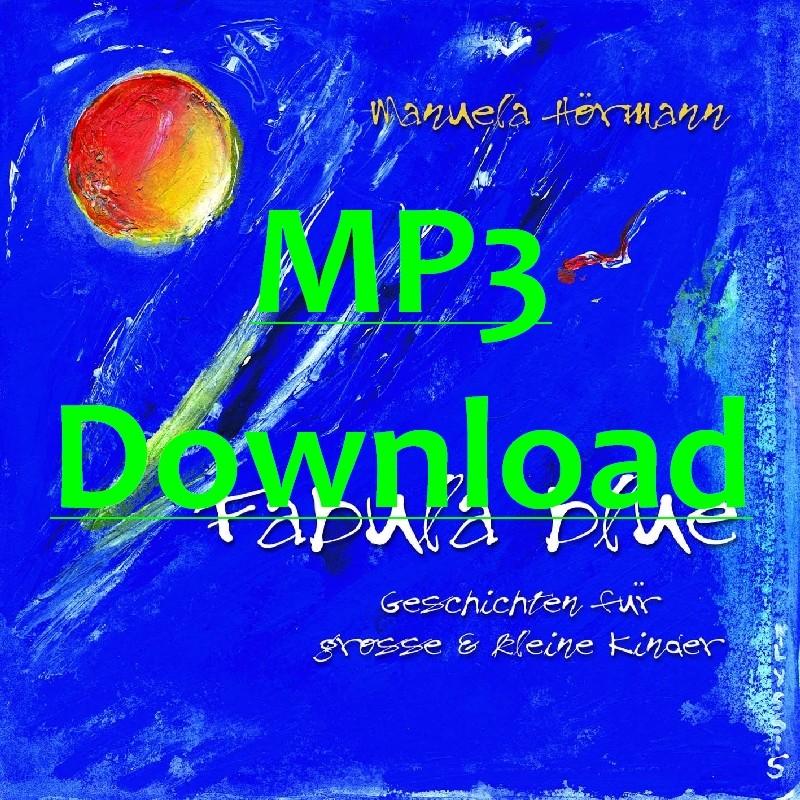 HOERMANN MANUELA - Fabula Blue - MP3