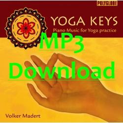 MADERT VOLKER - Yoga Keys - MP3