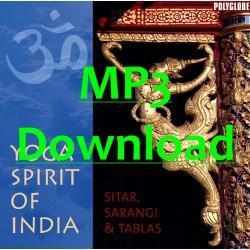 DIVERSE - Yoga Spirit of India - MP3