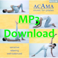 ACAMA - Music for Pilates - MP3