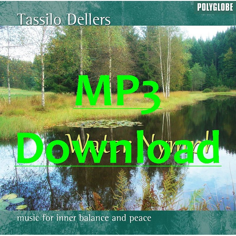 DELLERS TASSILO - Water Nymph - MP3