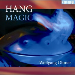 OHMER WOLFGANG - Hang Magic - CD