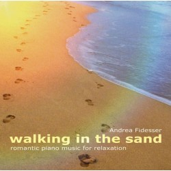 FIDESSER ANDREA - Walking in the Sand