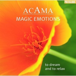 ACAMA - Magic Emotions - CD