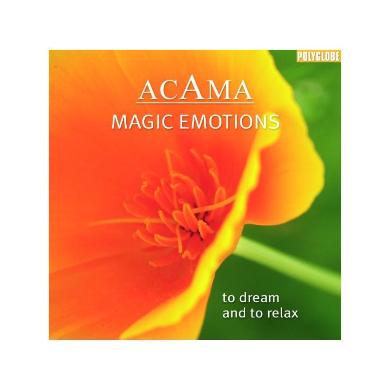 ACAMA - Magic Emotions - CD