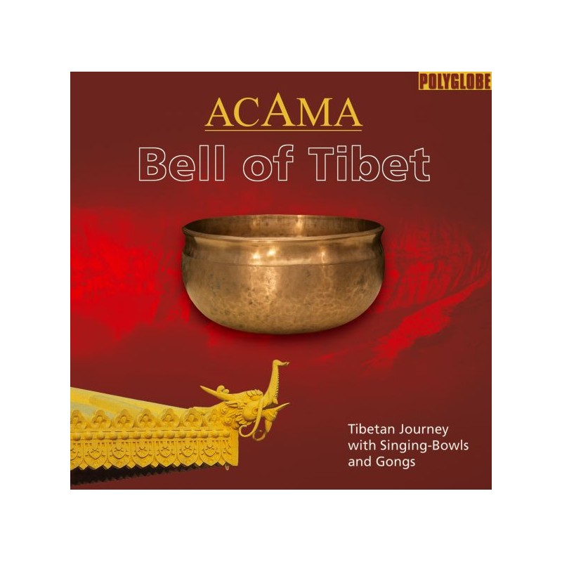 ACAMA - Bell of Tibet - CD