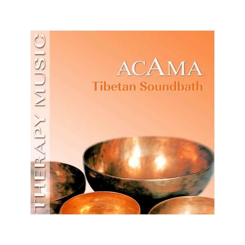 ACAMA - Tibetan Soundbath