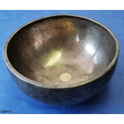 Unique ancient singing bowl...