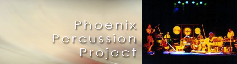 PHOENIX PERCUSSION PROJECT
