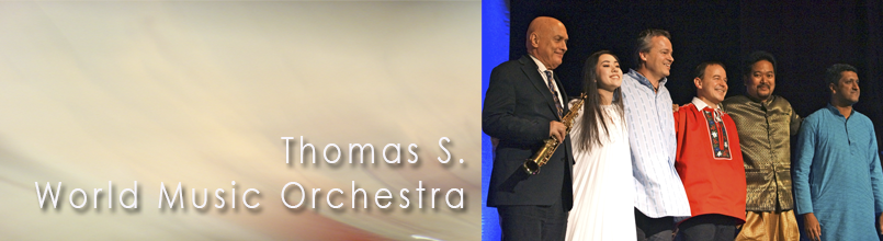 THOMAS S. WORLD MUSIC ORCHESTRA