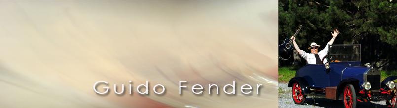 FENDER GUIDO