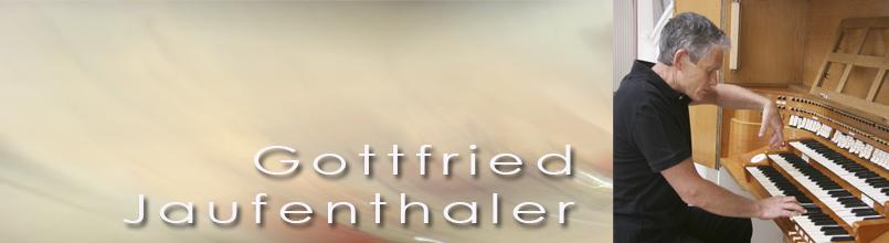 JAUFENTHALER GOTTFRIED
