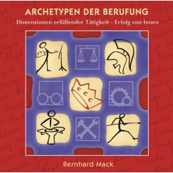 MACK BERNHARD - Archetypen der Berufung  2CD