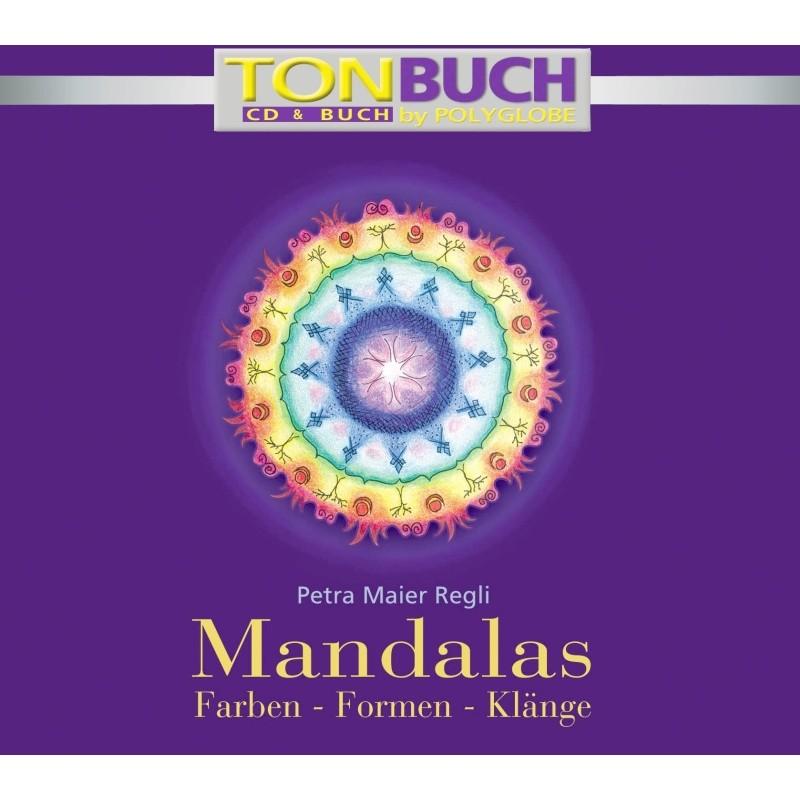"MAIER PETRA  - Mandalas ""Farben - Formen - Klaenge"" - CD & Taschenbuch"