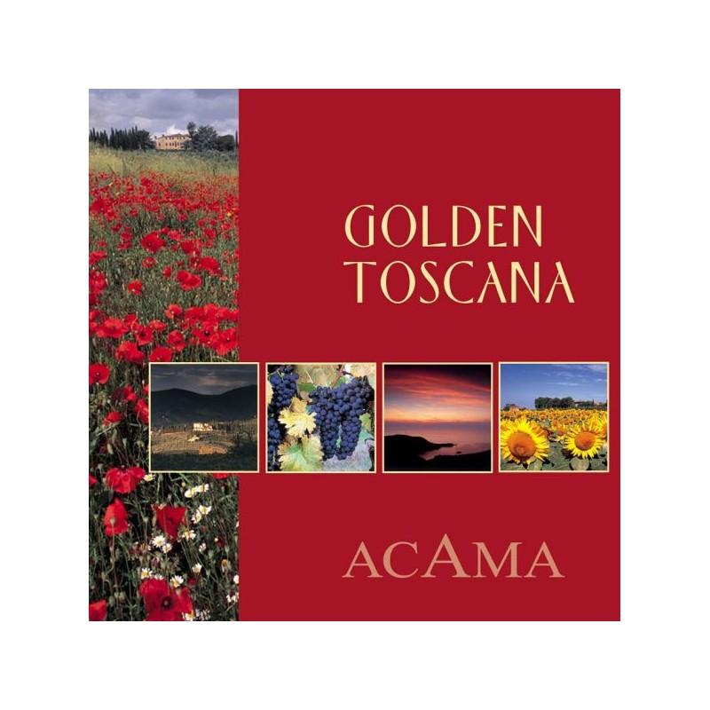 PRAGER - Poesie Bild-Taschenbuch - Goldene Toscana Impressionen