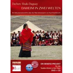 SHAK-DAGSAY DECHEN - Daheim in zwei Welten - Doc Film