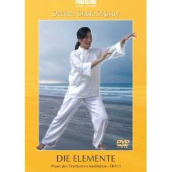 SHAK-DAGSAY DECHEN - DVD 1  DIE ELEMENTE - Praxis der Tibetischen Meditation