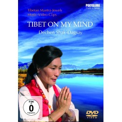 SHAK-DAGSAY DECHEN - Tibet on my mind - music video clips