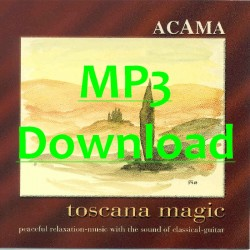 ACAMA - Toscana Magic - MP3