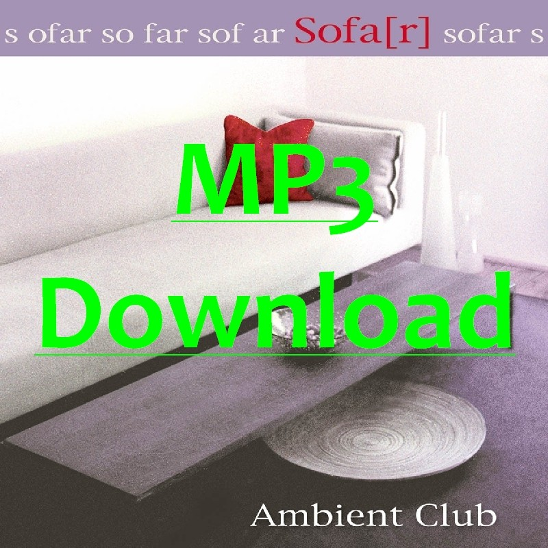 AMBIENT CLUB - Sofa(r) - MP3