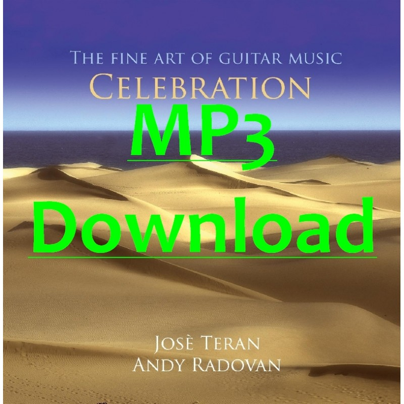 RADOVAN ANDREAS & TERAN JOSÈ - Celebration - MP3