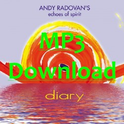 RADOVAN ANDREAS  - Diary - MP3