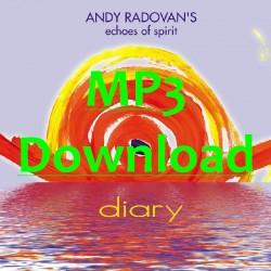 RADOVAN ANDREAS  - Diary - MP3