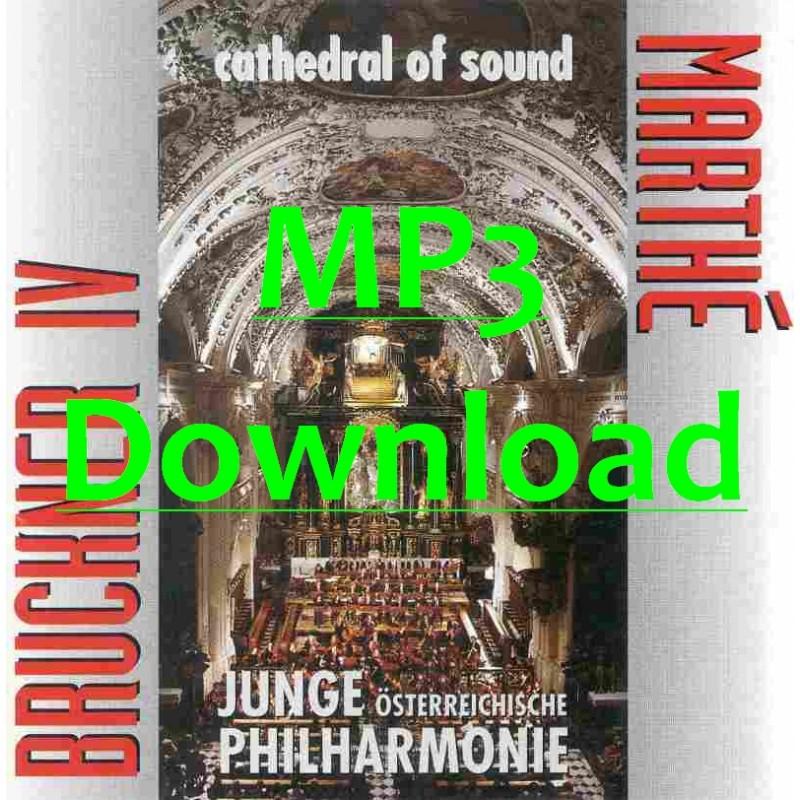 JUNGE OSTERREICHISCHE PHILHARMONIE mit Chefdirigent Peter-Jan Marthé - MP3