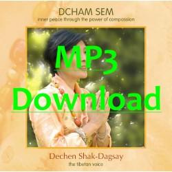 SHAK-DAGSAY DECHEN - Dcham Sem - MP3