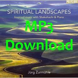ZURMUEHLE JUERG - Spiritual Landscapes - MP3