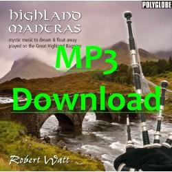 WATT ROBERT - Highland Mantras - MP3