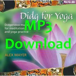 MAYER ALEX - Didg for Yoga - MP3
