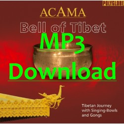 ACAMA - Bell of Tibet - MP3