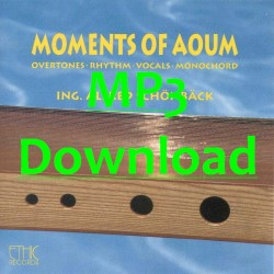 SCHOENBAECK ALFRED - Moments of Aoum - MP3